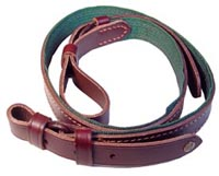 Cloth Backed Leather Sling A-101