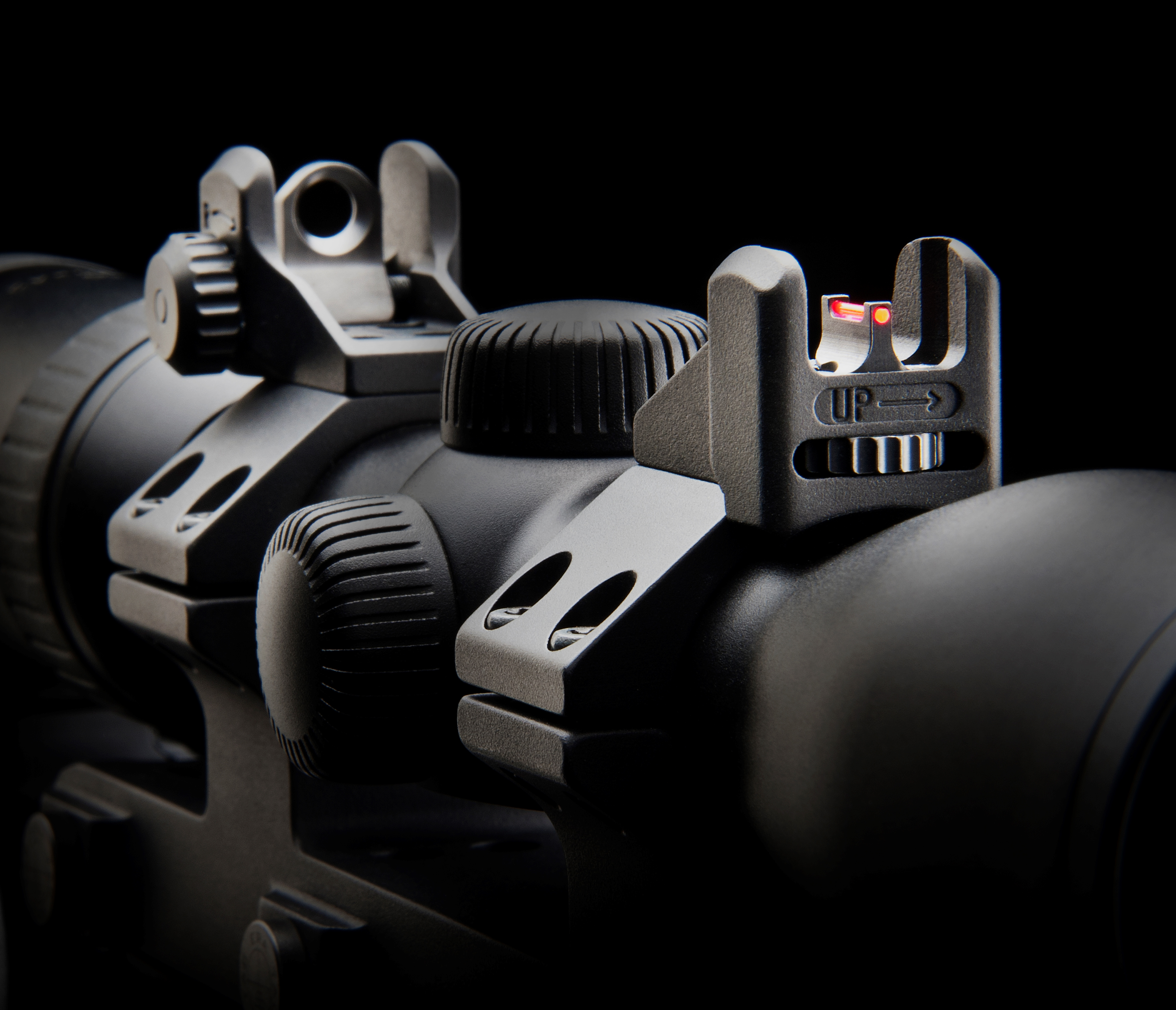 "ERATAC ""UNIVERSAL"" Interface Back Up Sights - T0952"
