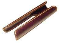 Leather Handguard for Side-by-Side Shotgun - M-401